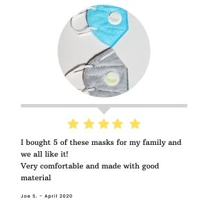 Best Review - KN95 Masks